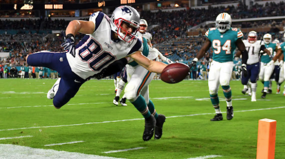 Amendola catch